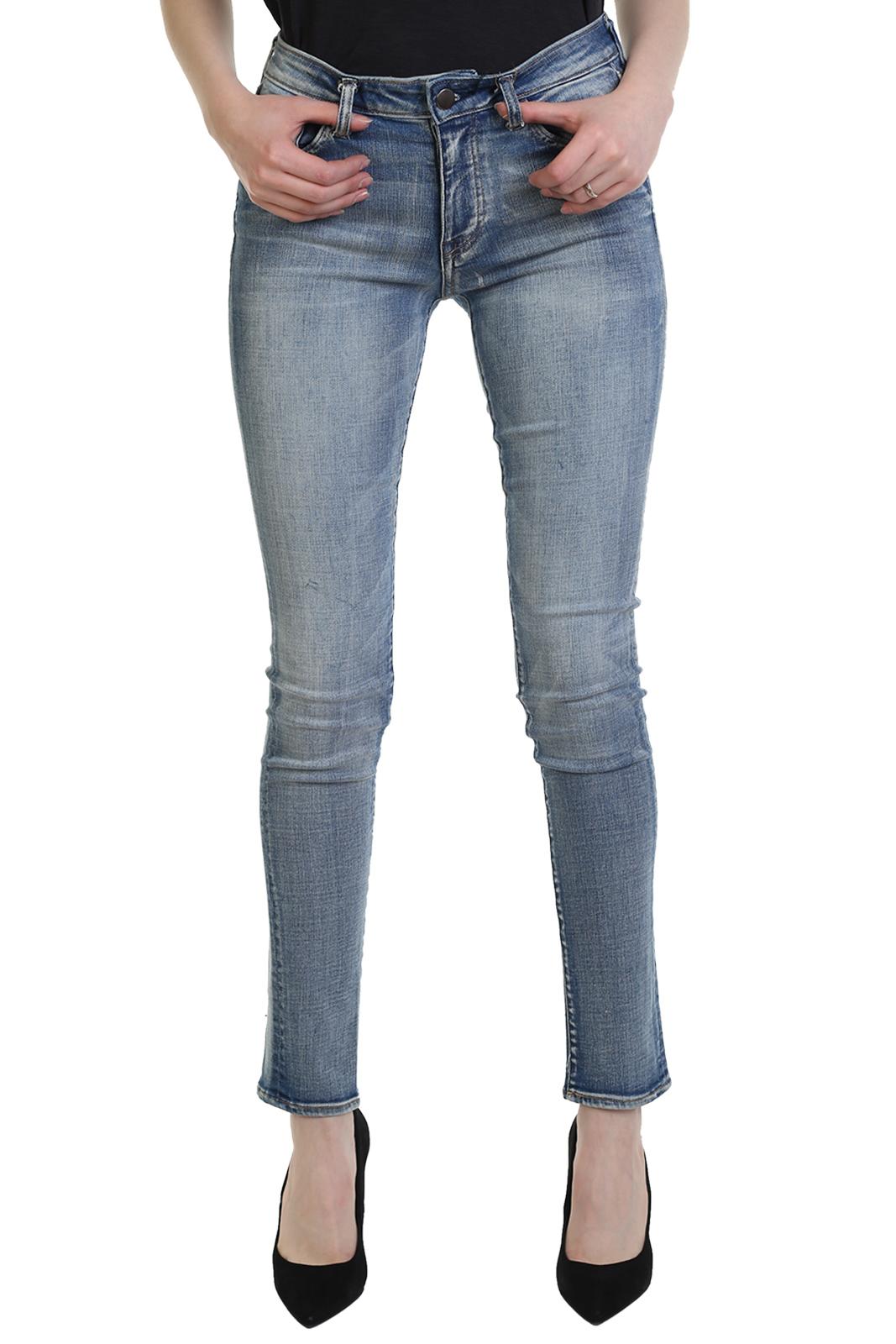 Недорогие женские джинсы в обтяжку
