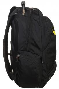 Трендовый городской рюкзак со знаком радиации купить по лучшей цене