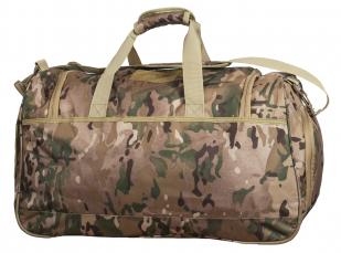 Тревожная армейская сумка 08032B Multicam Погранвойска - купить с доставкой