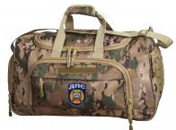 Тревожная надежная сумка 08032B Multicam с нашивкой ДПС
