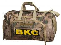 Тревожная сумка 08032B с нашивкой ВКС