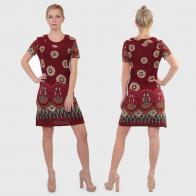 Новый сезон – новая ТЫ! Трикотажное платье KRUEBECK.
