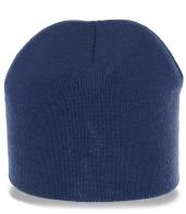 Трикотажная шапка в гардероб активного мужчины облегченный вариант для поездки в автомобиле