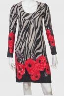 Трикотажное платье COLLEXION