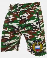 Купить трикотажные мужские шорты с эмблемой ФСО