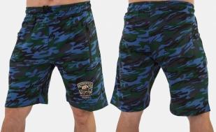 Трикотажные мужские шорты с эмблемой Охотничьих войск купить онлайн