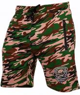 Трикотажные мужские шорты с эмблемой Рыболовных войск