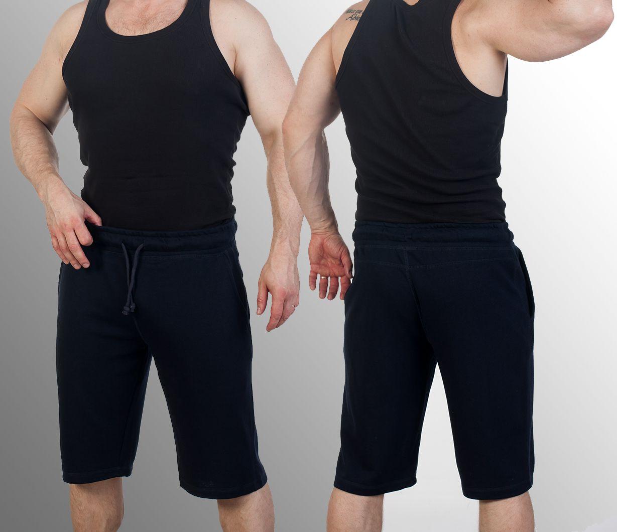 Трикотажные шорты спортивные с доставкой