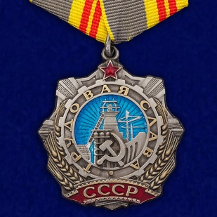 Орден Трудовой Славы 2 степени