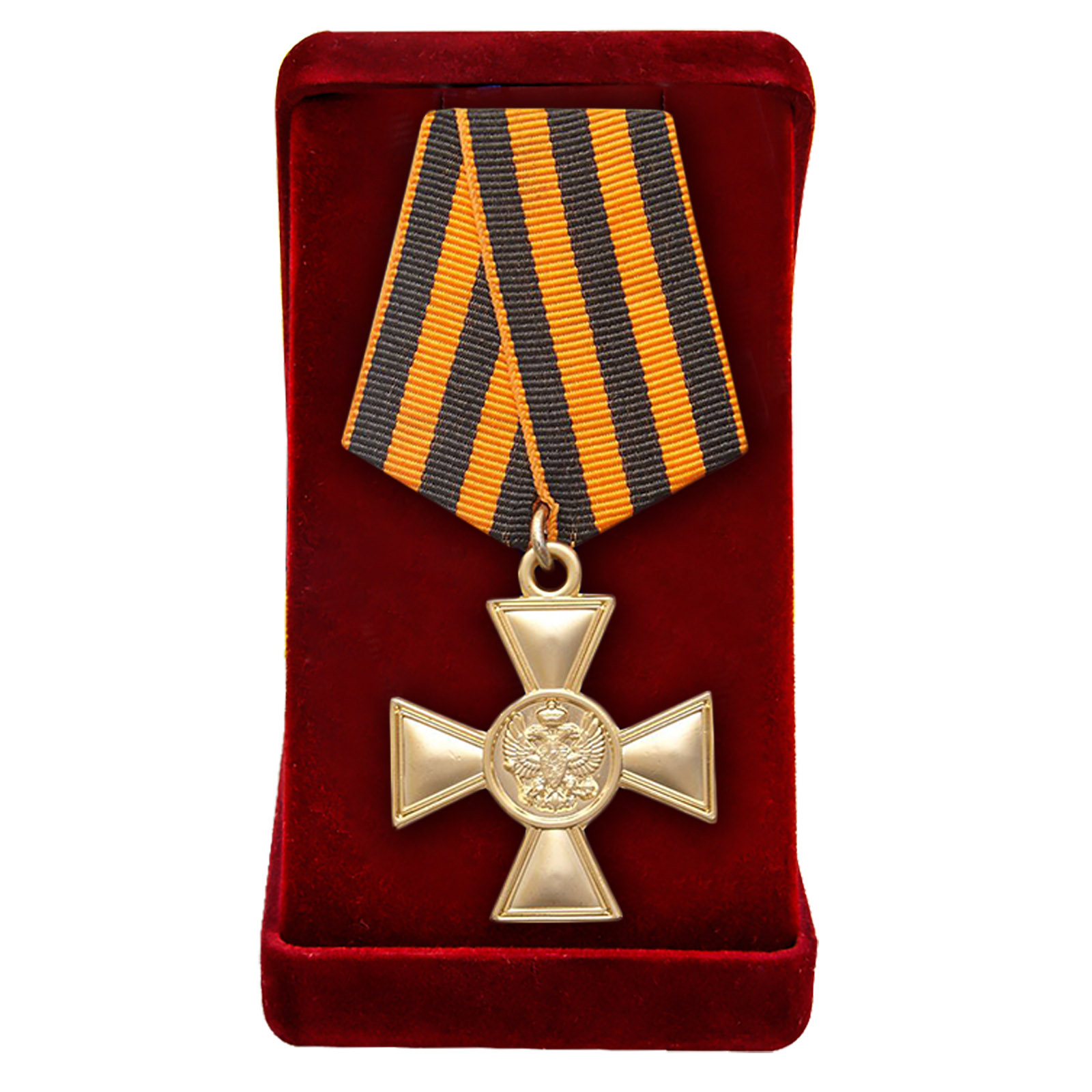 Царский Георгиевский крест для иноверцев 2-й степени
