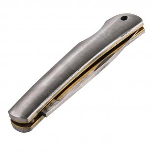 Цельнометаллический складной нож Stinger HCY 15.5