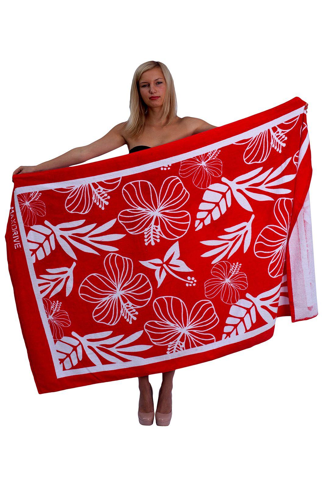 Самые низкие цены на пляжные и банные полотенца