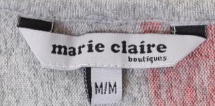 Классная туника Marie Claire с эффектом рисованного от руки принта.