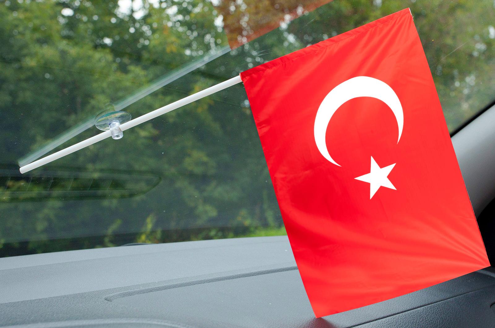 Турецкий флажок