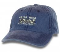 Туристическая бейсболка Costa Rica.