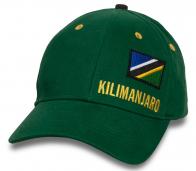 Туристическая бейсболка Kilimanjaro.