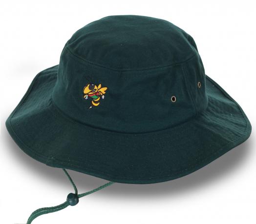 Туристическая шляпа с ремешком. И ветер не страшен!