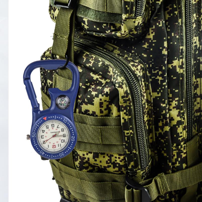 Туристические часы Bluelans с компасом и открывалкой