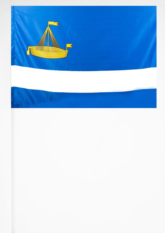 Тюменский флажок на палочке