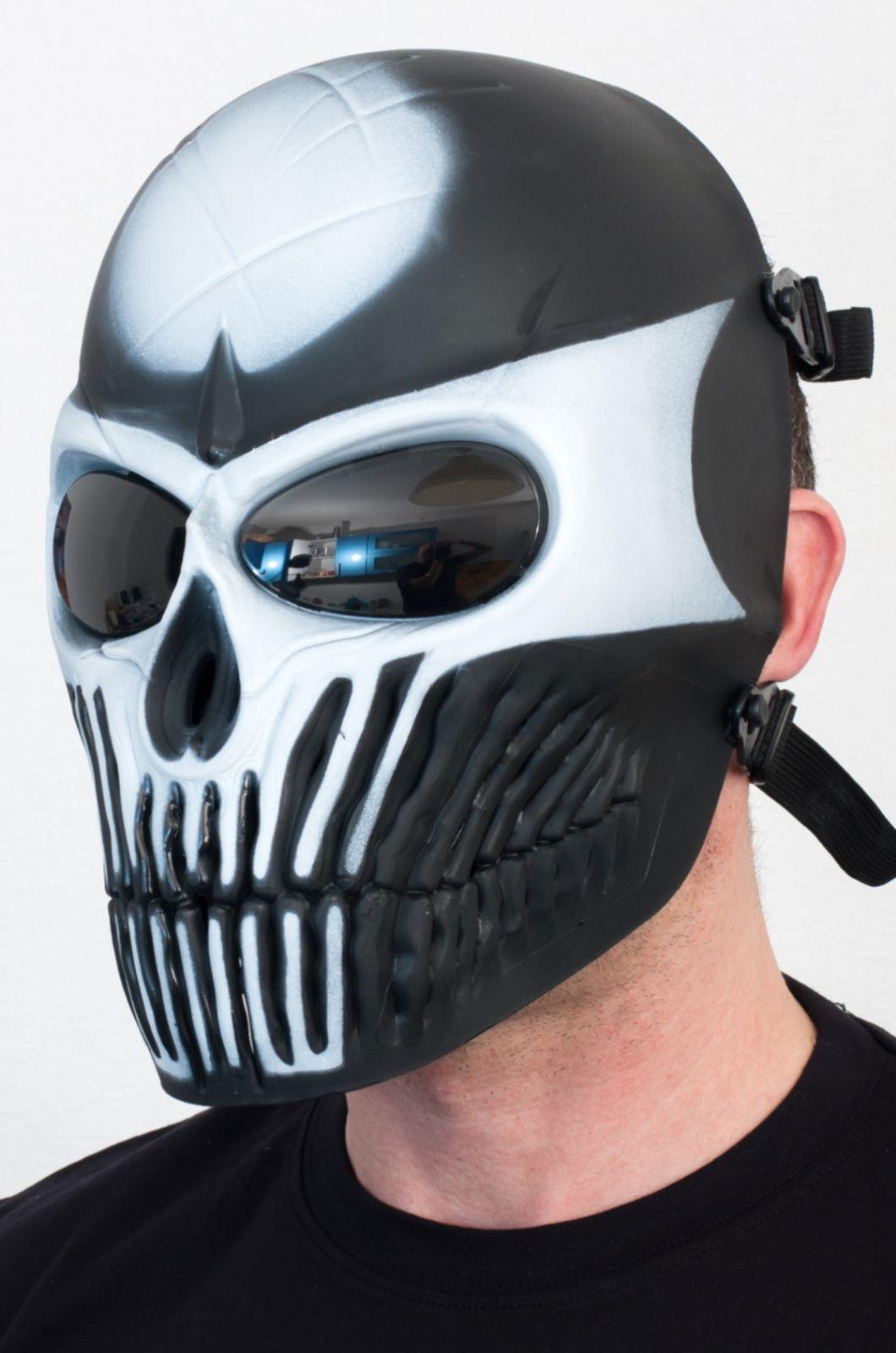 Ударопрочная маска для пейнтбола