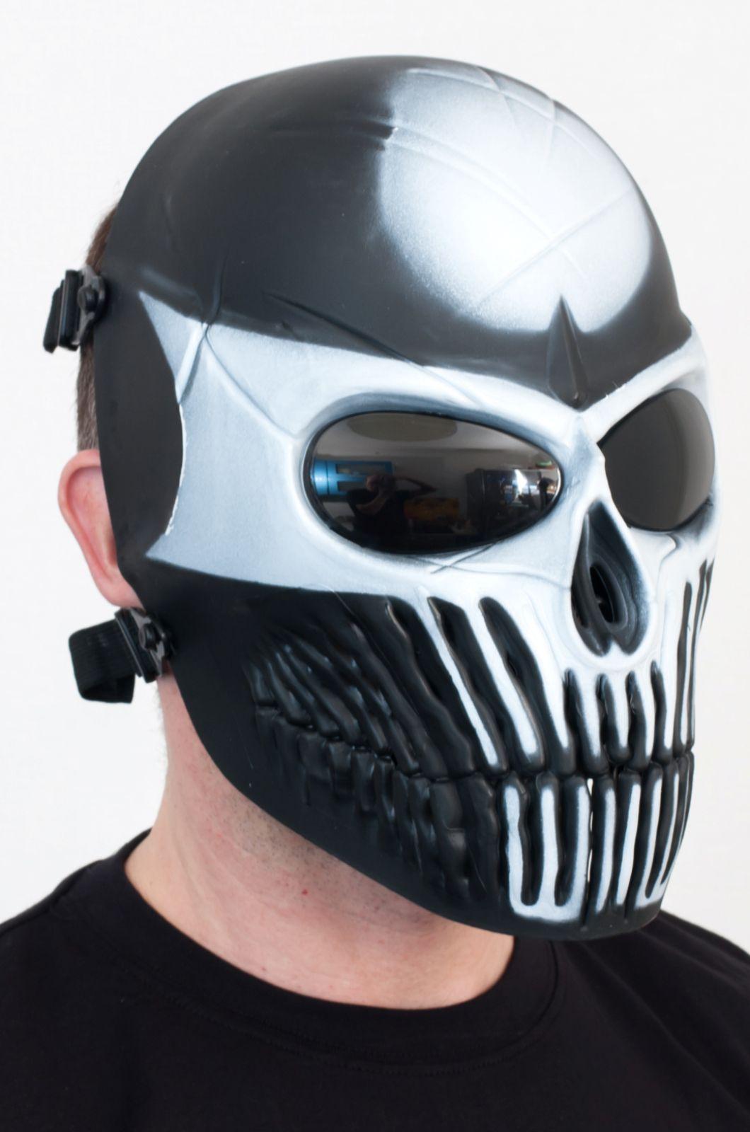 Ударопрочная маска для пейнтбола по специальной цене