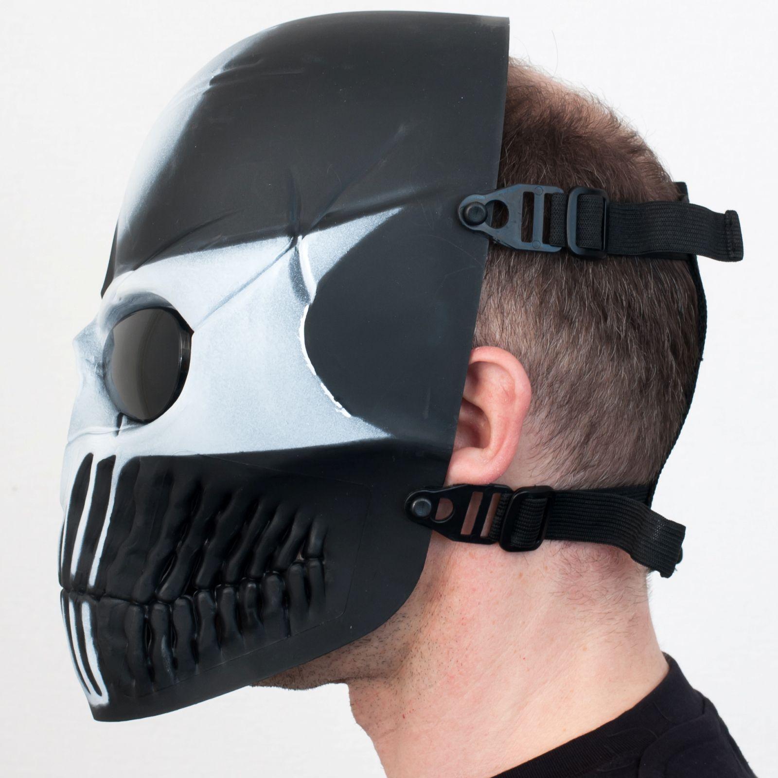 Ударопрочная маска для пейнтбола отменного качества