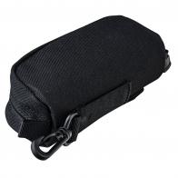 Ударопрочный тактический чехол MOLLE для солнезащитных очков (черный)