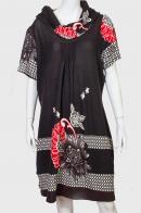 Удлиненное платье-туника Claire France.