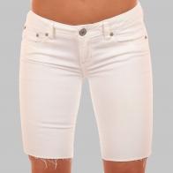 Удлинённые белые женские шорты American Eagle™