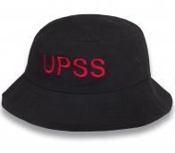 Удобная черная панамка UPSS