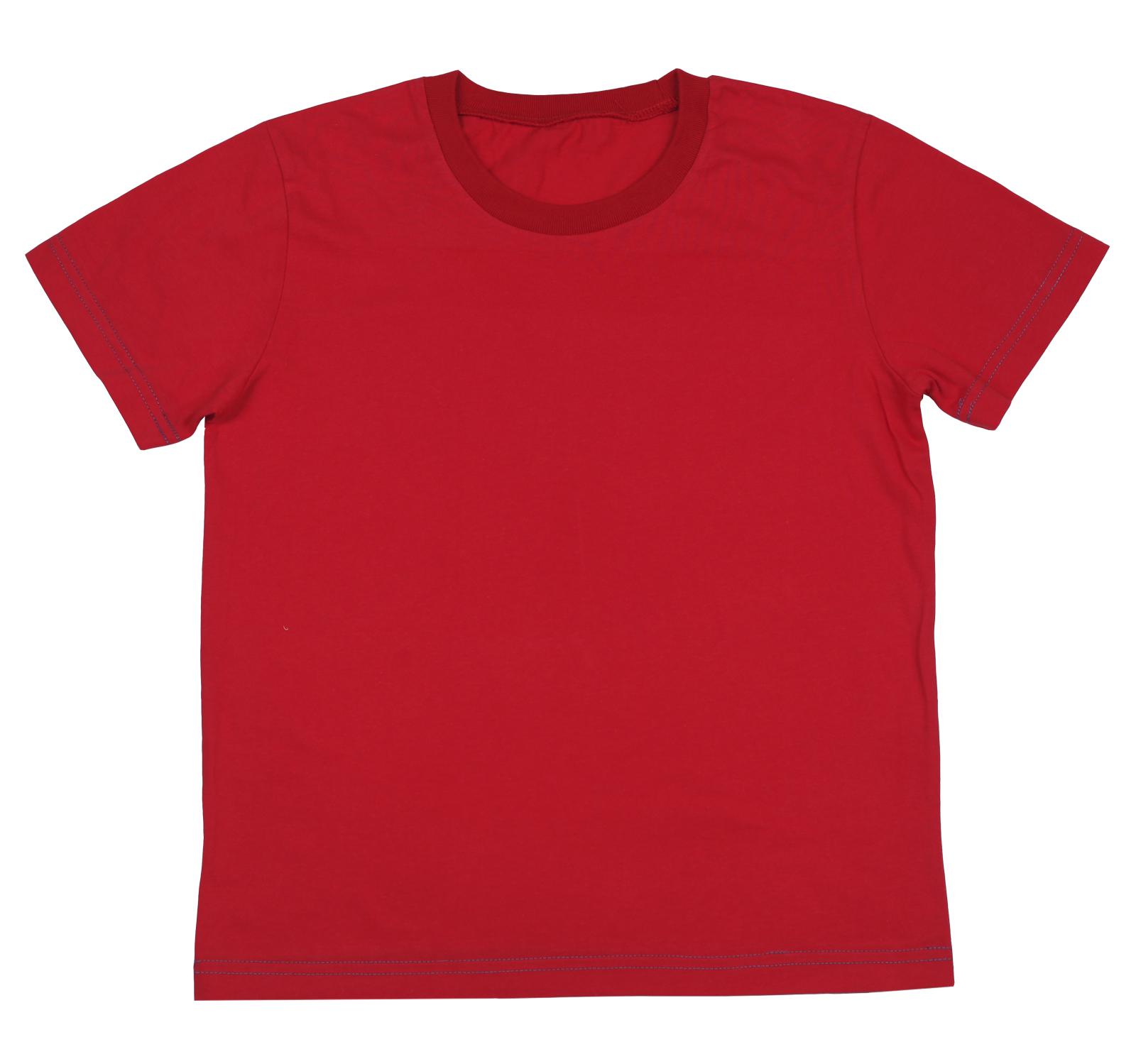 Удобная детская футболка на каждый день