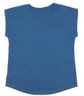 Удобная футболка для девочки