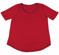 Удобная  футболка на  лето.  Удобная  модель, высокое качество!