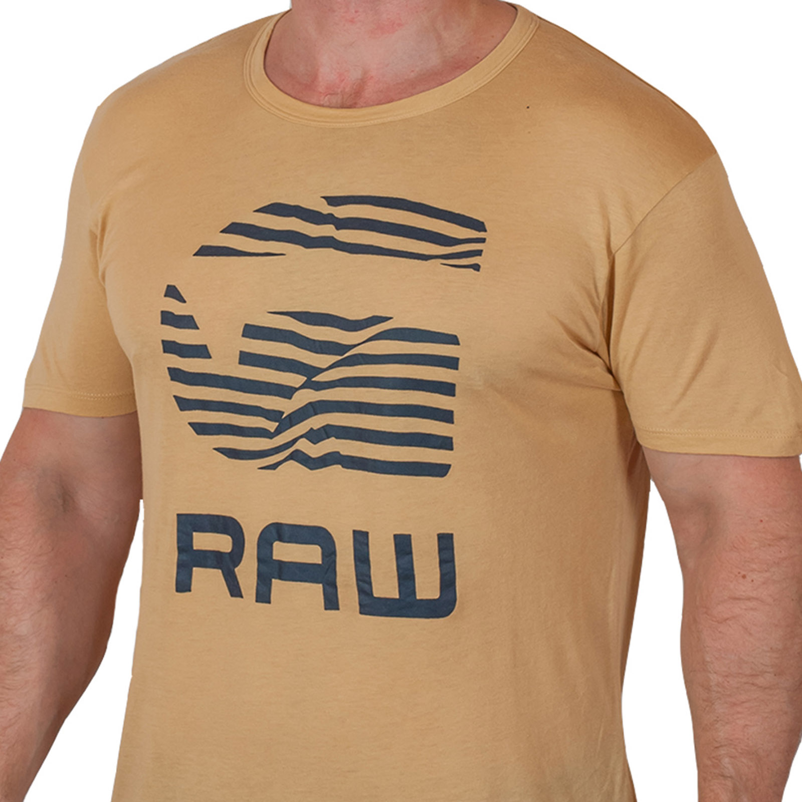 Удобная футболка от бренда G-Star Raw® Radcort (Голландия) N517