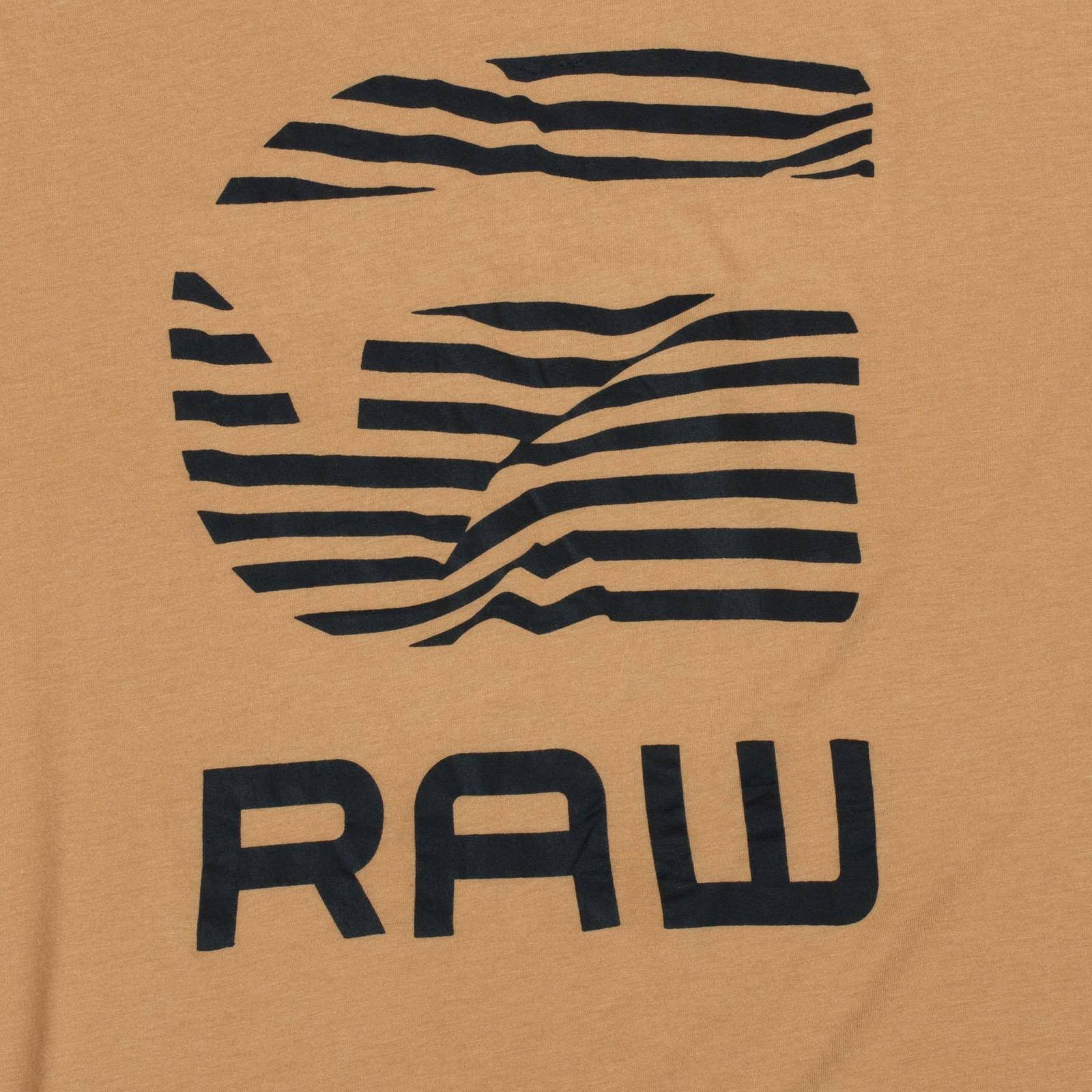 Удобная футболка от бренда G-Star Raw® Radcort (Голландия)