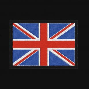 Удобная мужская толстовка с Флагом Великобритании купить в розницу