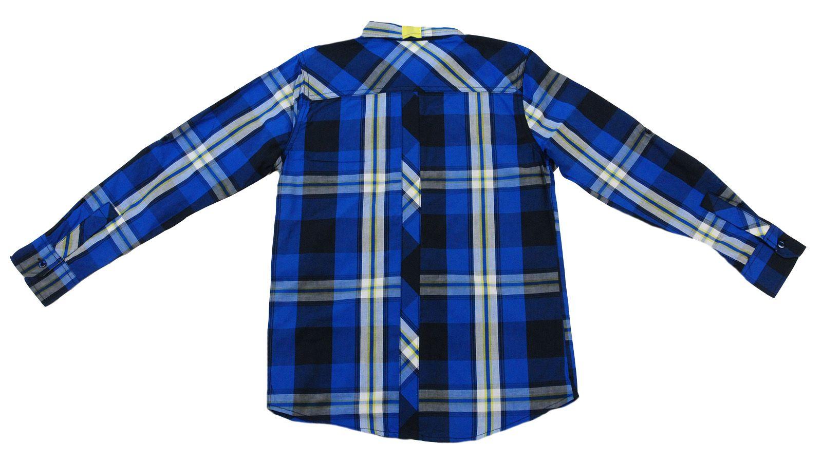 Удобная подростковая рубашка Urbant №24
