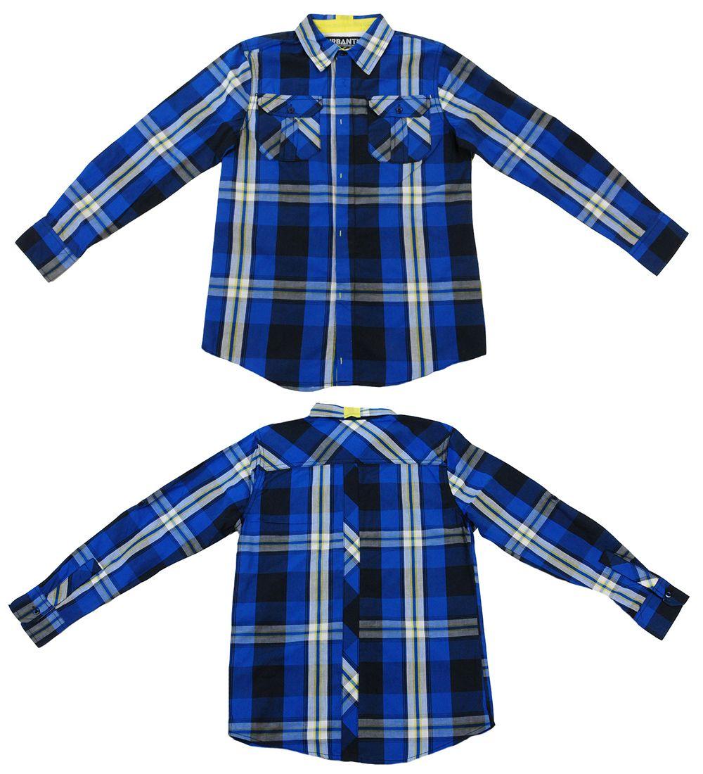 Удобная подростковая рубашка Urbant
