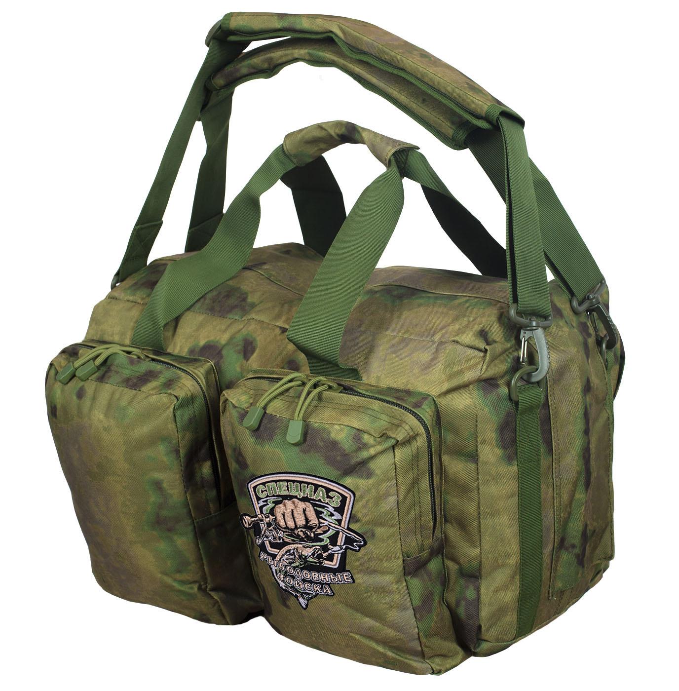 """Удобная полевая сумка в камуфляже Росгвардии """"Мох"""" заказать по выгодной цене"""