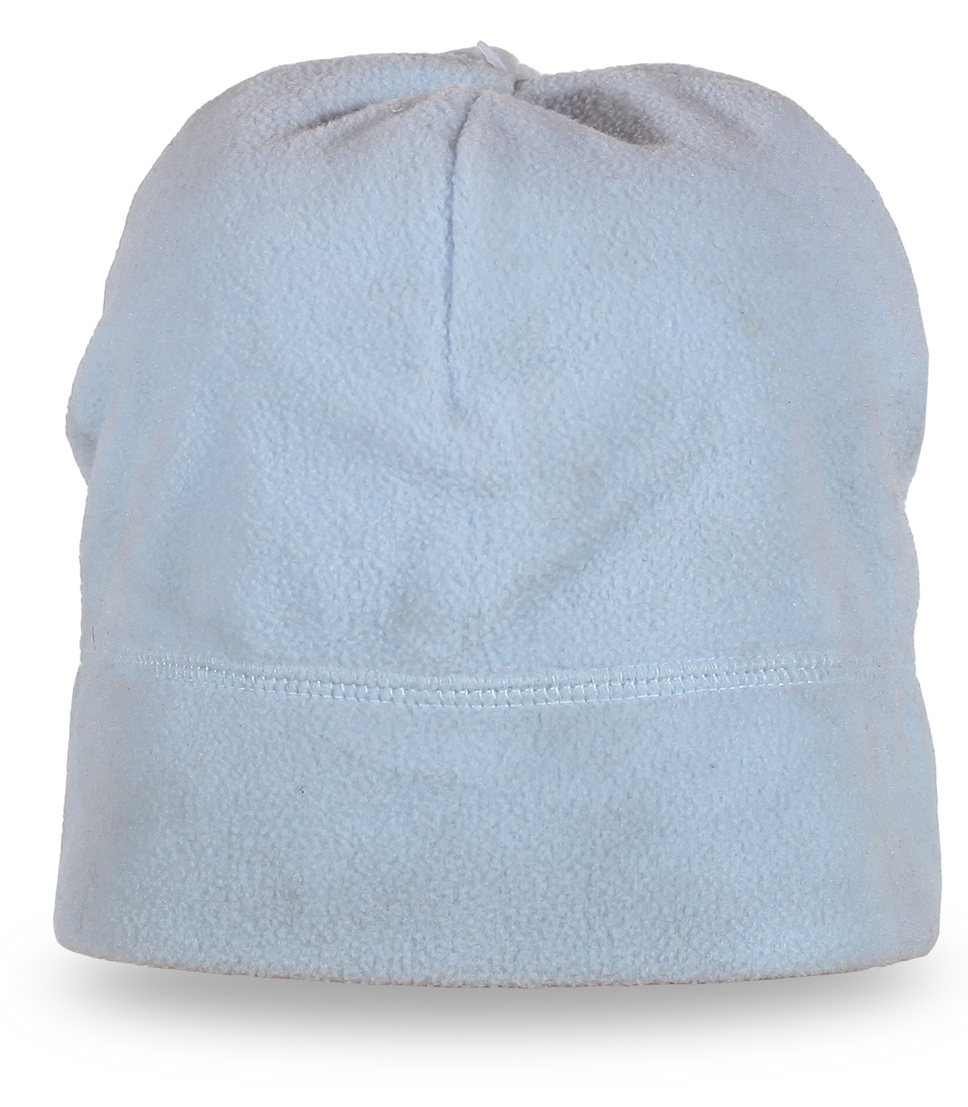 Удобная шапка светлого цвета