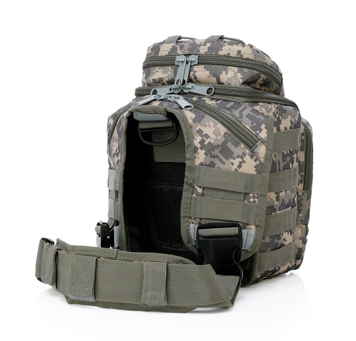 Удобная тактическая сумка на пояс оптом