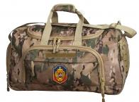 Удобная тревожная сумка 08032B Multicam с нашивкой УГРО