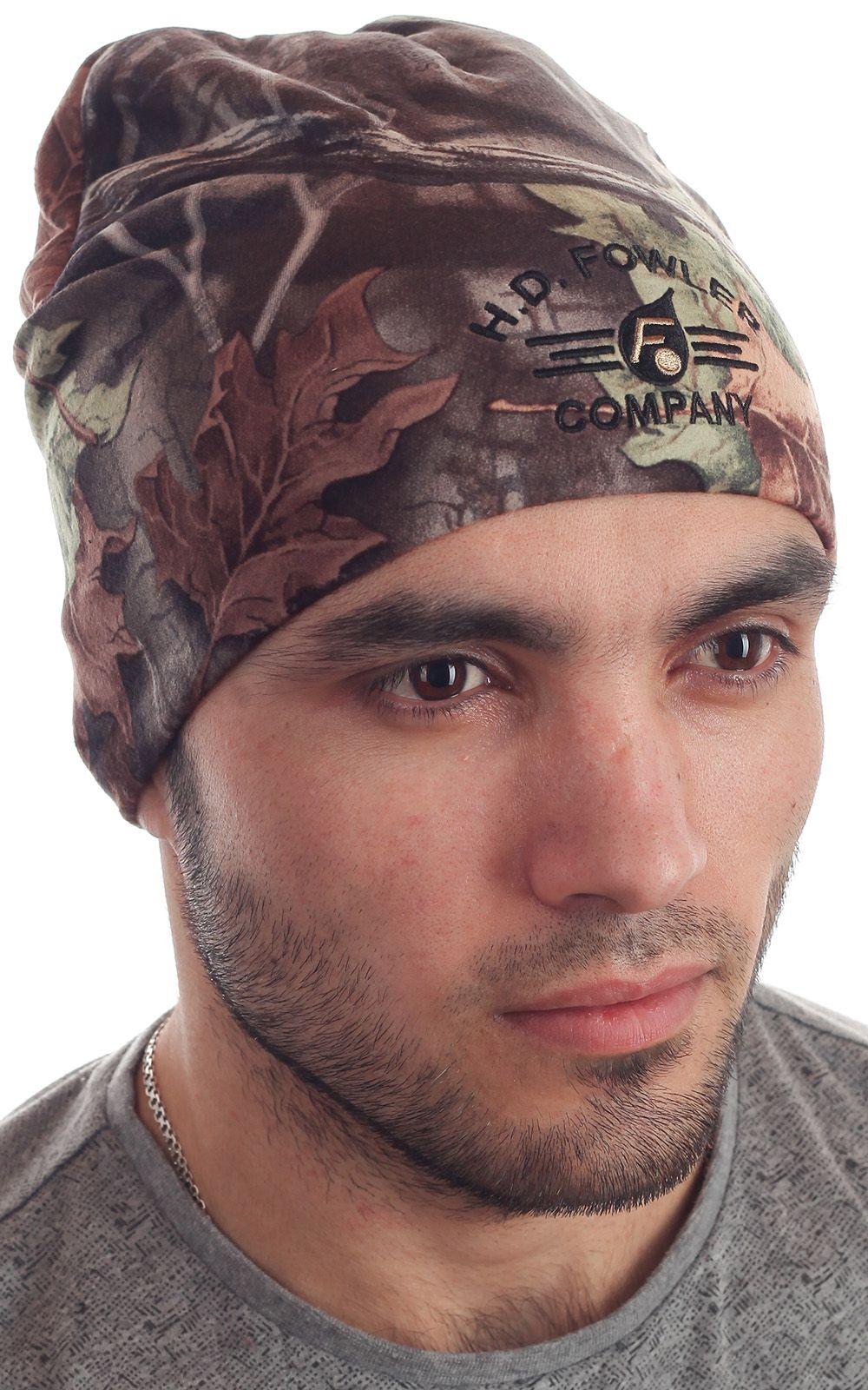 Мужская флисовая шапка от H.D. Fowler Company