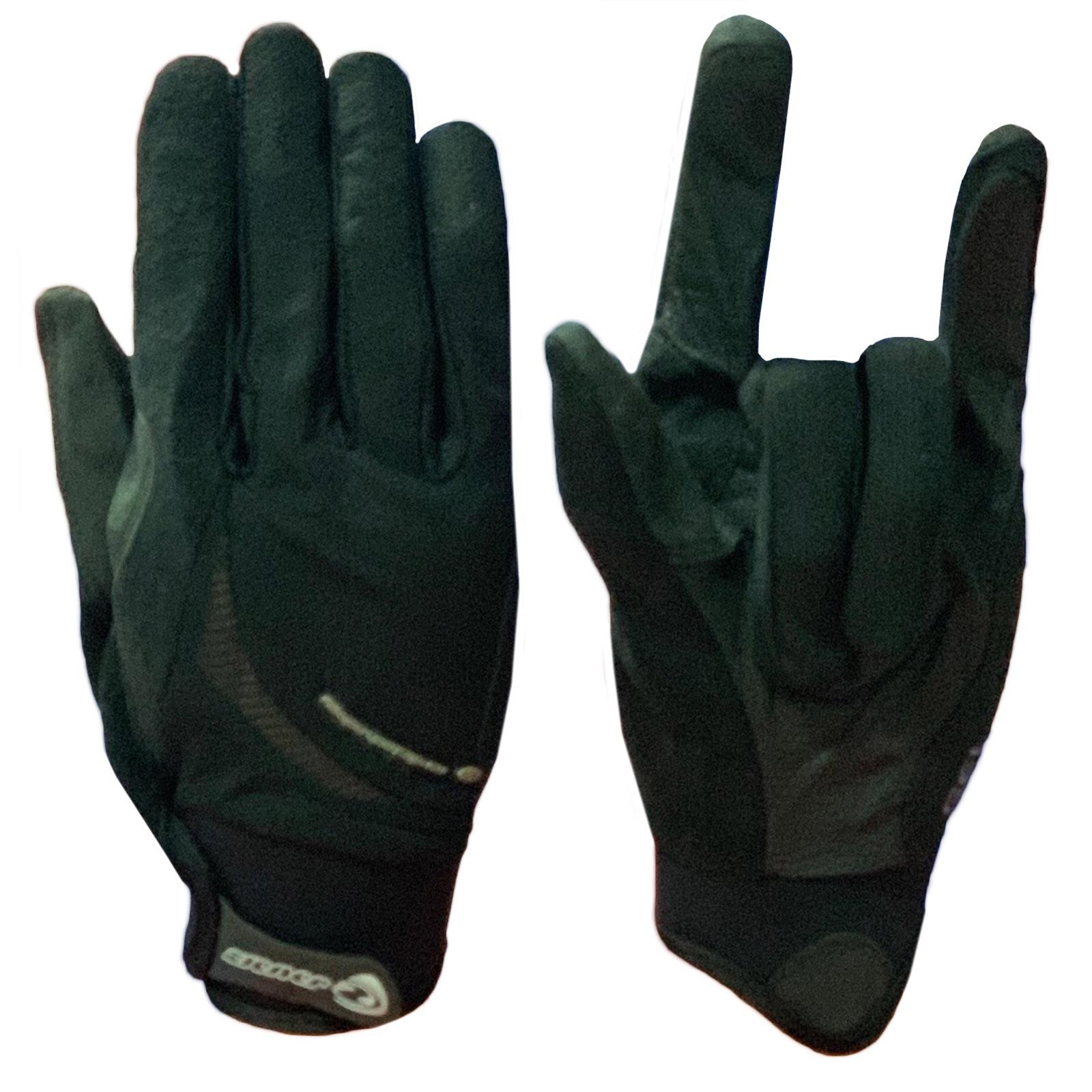Удобные чопперские перчатки от крутого бренда Ziener