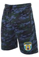 Удобные милитари шорты с карманами и нашивкой ФСО