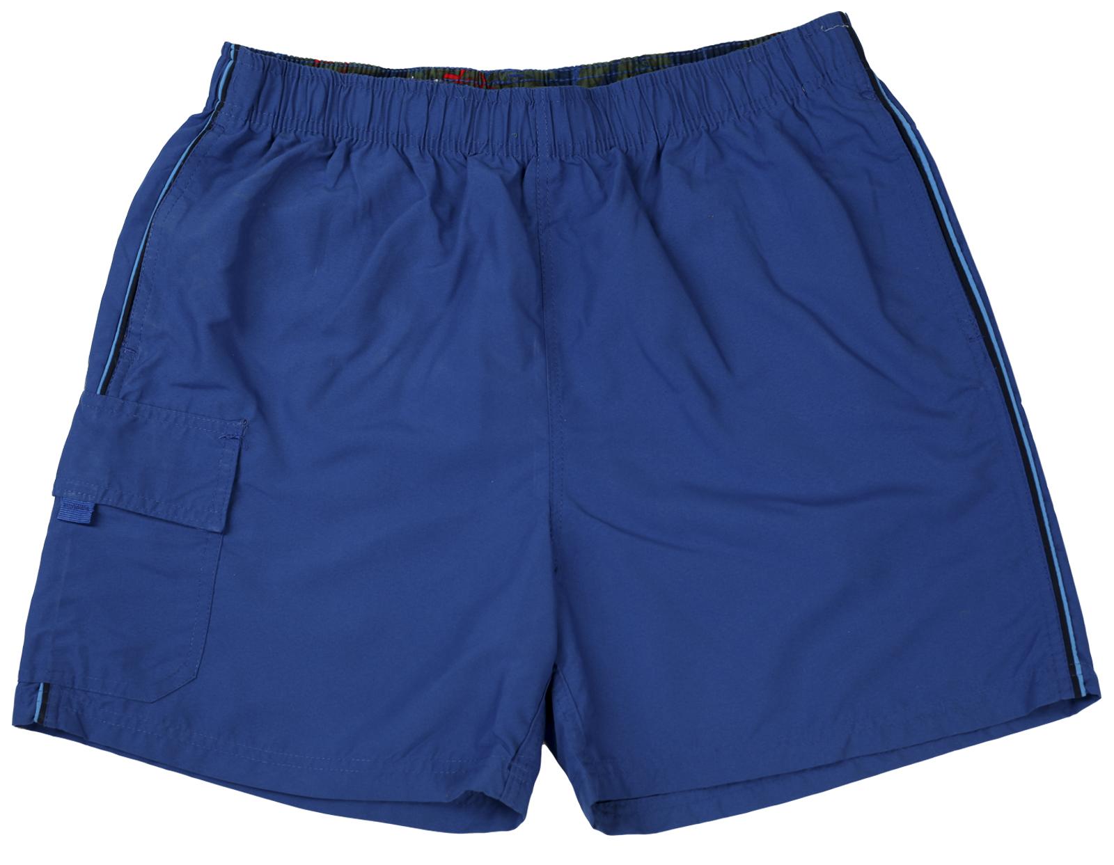 Удобные мужские шорты с карманами
