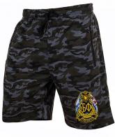 Удобные мужские шорты с нашивкой Балтфлот.