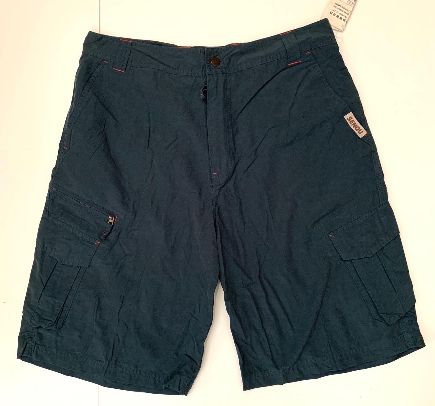 Удобные мужские шорты SENQU