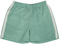 Удобные шорты светлого цвета. Легкая модель для спорта и отдыха