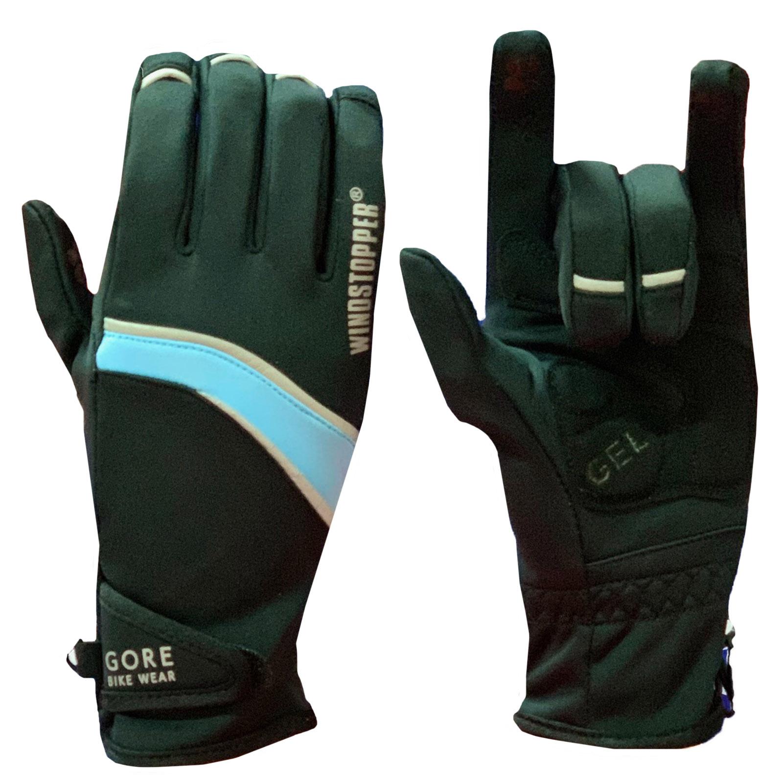 Эксклюзивные чопперские перчатки от Gore Bike Wear